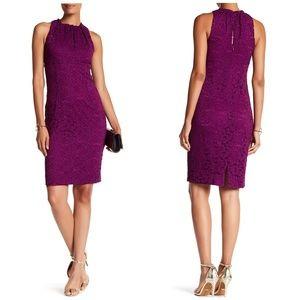 Trina Turk | NWT Sally Lace High Neck dress